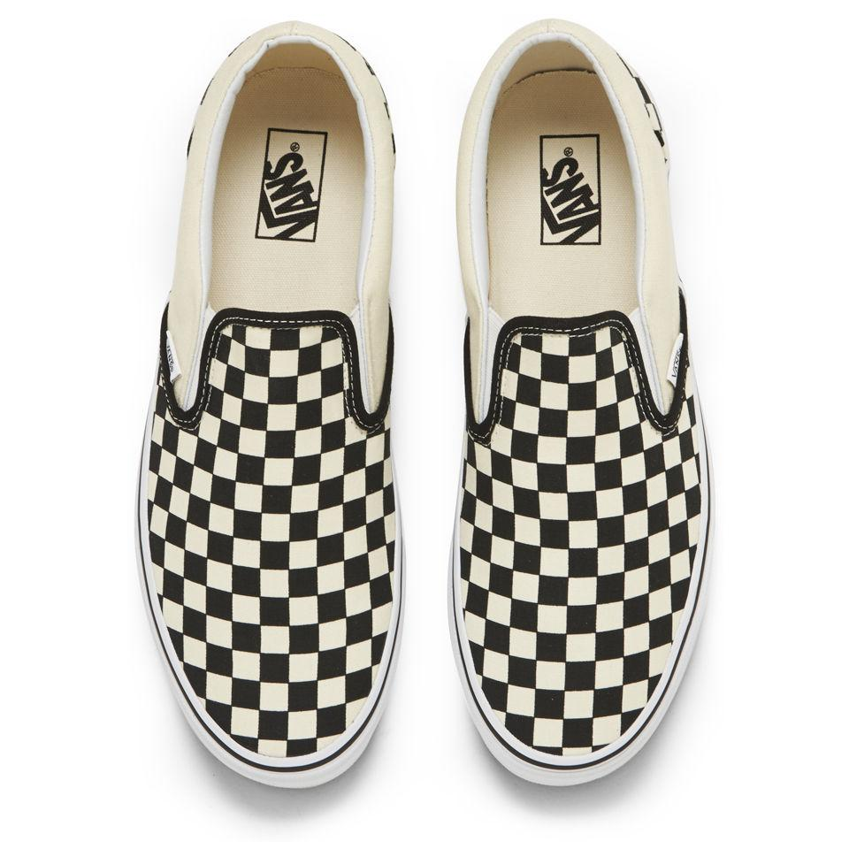 Vans Classic Slip-on Canvas Trainers for Men