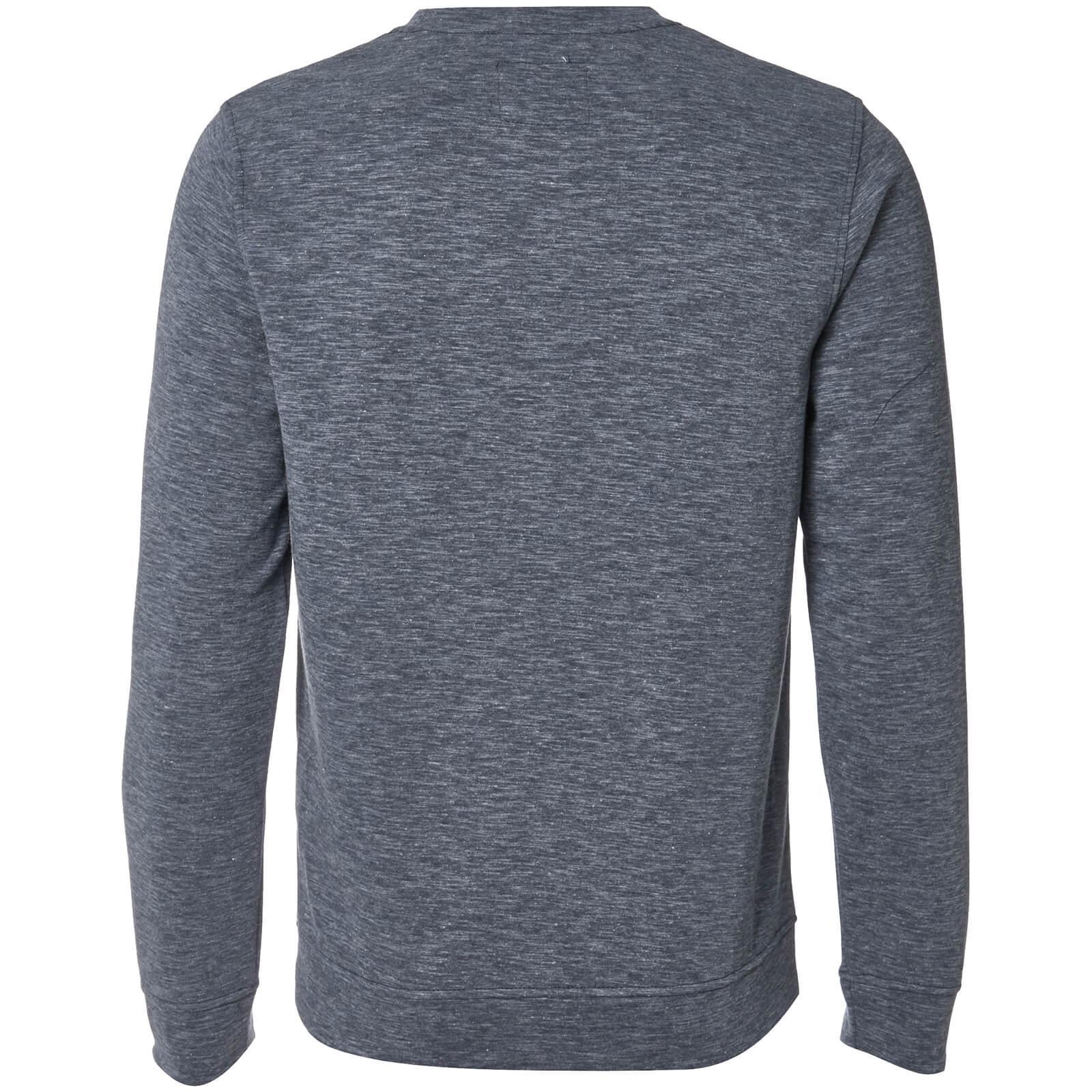 Jack & Jones Cotton Core Pase Sweatshirt in Blue for Men