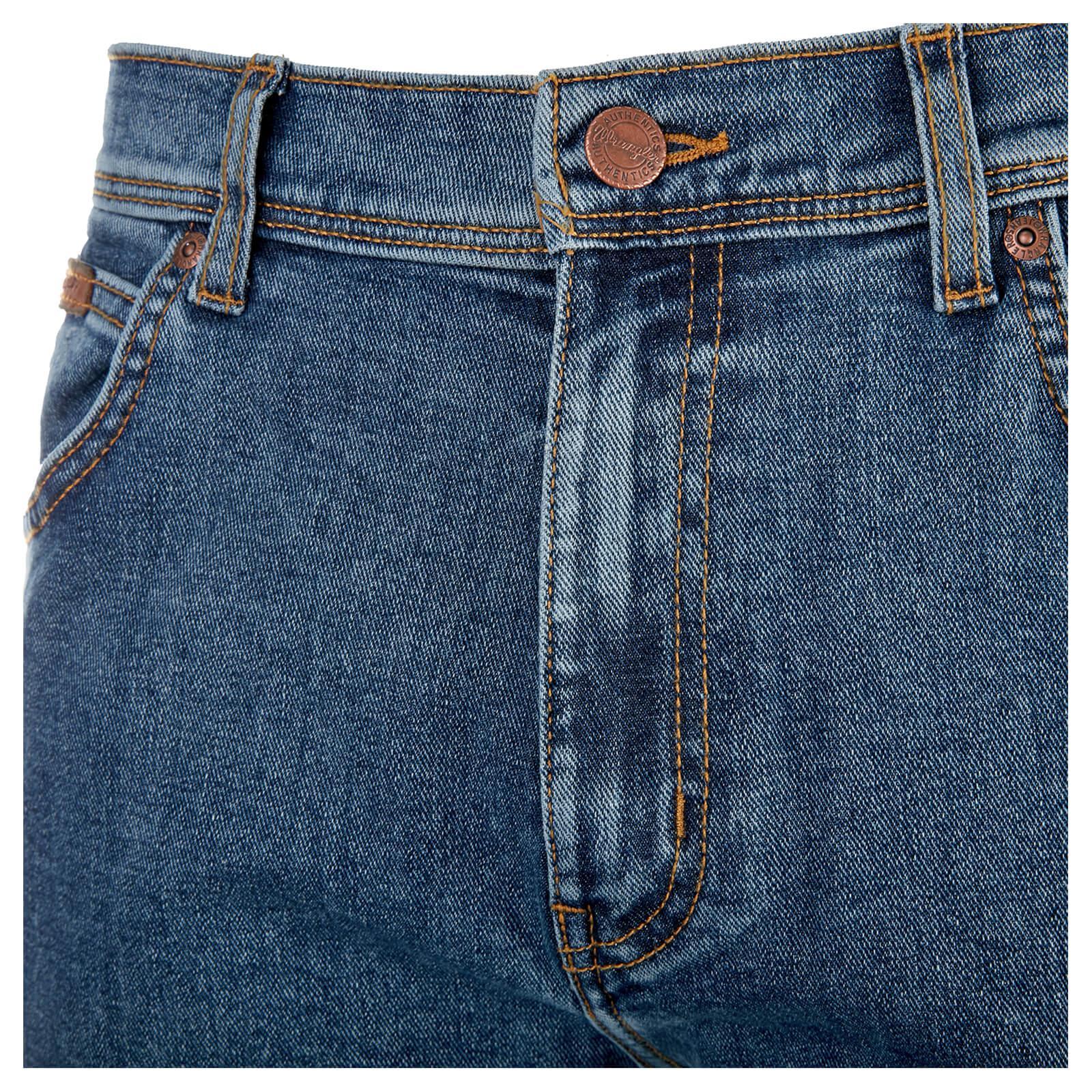 Wrangler Denim Texas Original Regular Straight Leg Jeans in Blue for Men