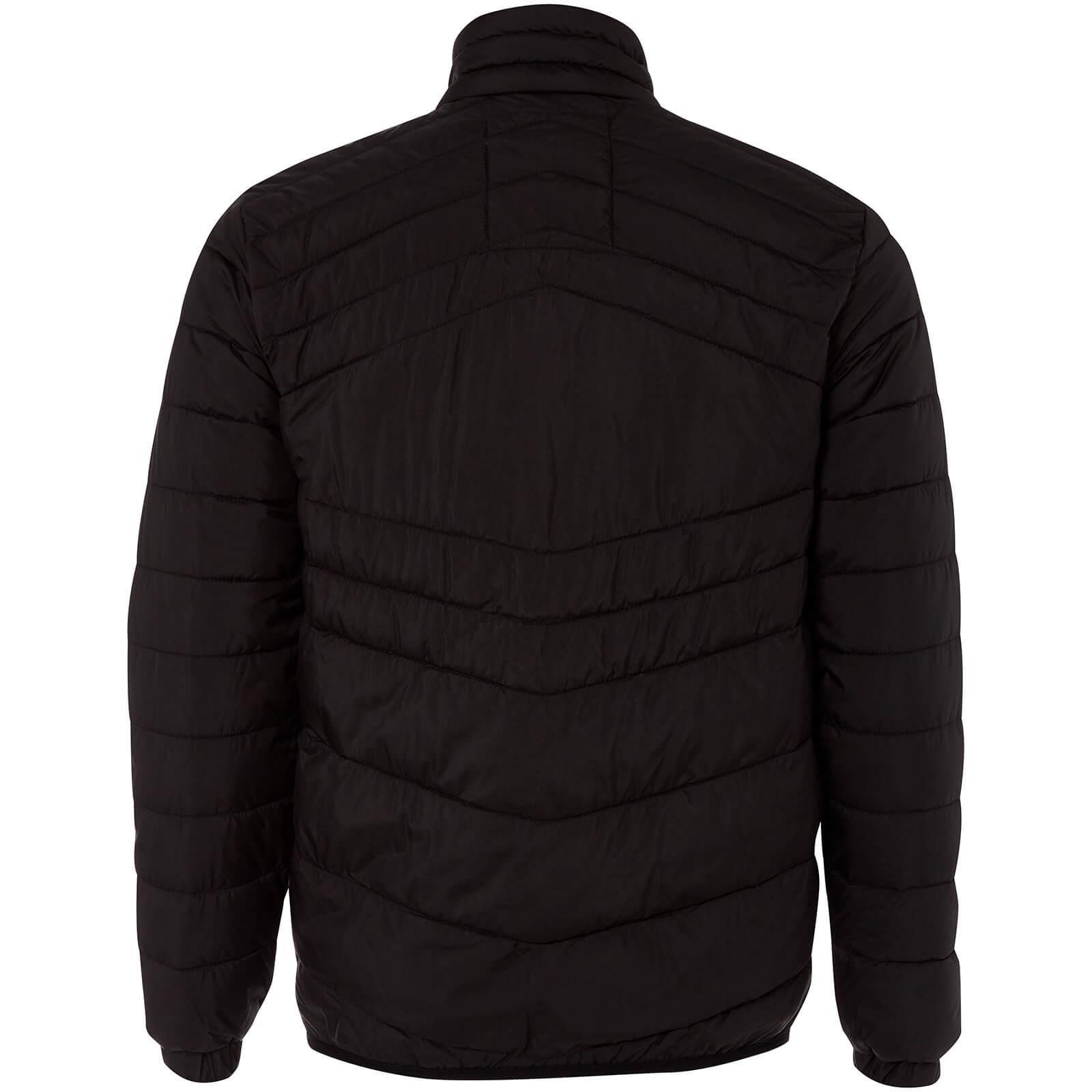 Jack & Jones Synthetic Originals New Landing Padded Jacket in Black for Men